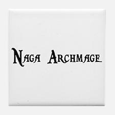 Naga Archmage Tile Coaster