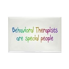 Behavioral Therapist Are Special People Rectangle