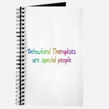 Behavioral Therapist Are Special People Journal