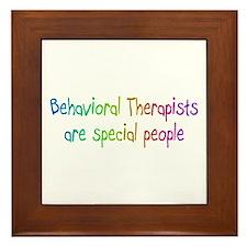 Behavioral Therapist Are Special People Framed Til