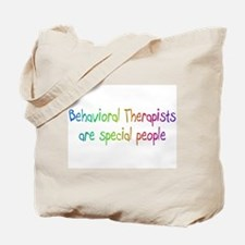 Behavioral Therapist Are Special People Tote Bag