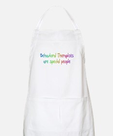 Behavioral Therapist Are Special People BBQ Apron