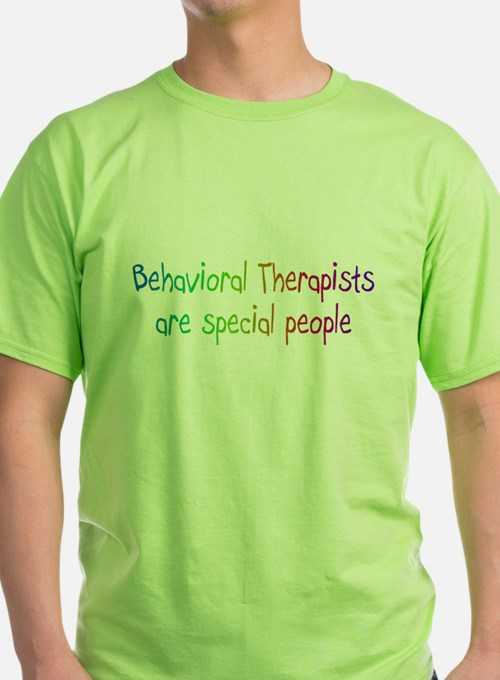 Behavioral Therapist Are Special People T-Shirt