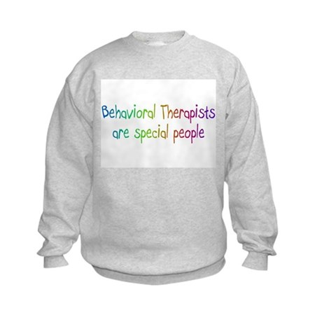 Behavioral Therapist Are Special People Kids Sweat