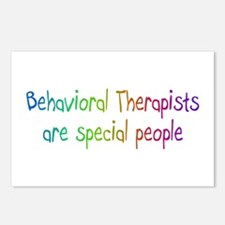 Behavioral Therapist Are Special People Postcards