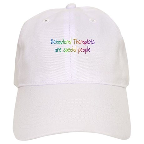 Behavioral Therapist Are Special People Cap