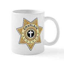 Chaplain 7 point Star badge Coffee Mug