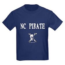 North Carolina pirate T