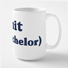 Amit the bachelor Mug