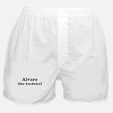 Alvaro the bachelor Boxer Shorts