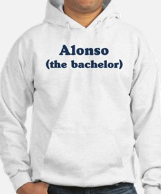 Alonso the bachelor Hoodie
