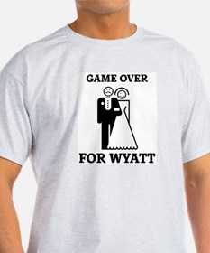 Game over for Wyatt T-Shirt