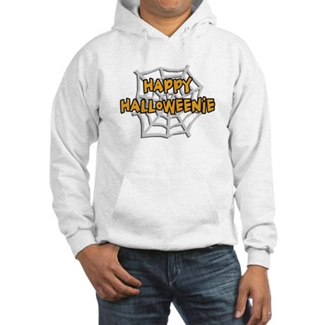 Happy Halloweenie Hooded Sweatshirt