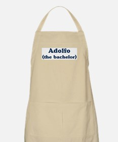 Adolfo the bachelor BBQ Apron