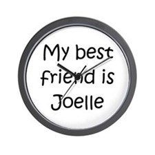 Joelle Wall Clock