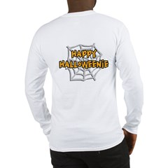 Happy Halloweenie Long Sleeve T-Shirt