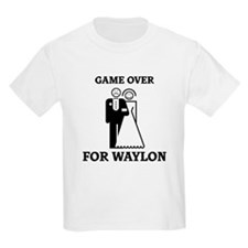 Game over for Waylon T-Shirt