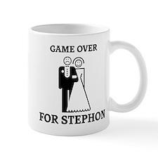 Game over for Stephon Mug
