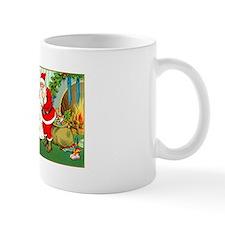 Santa Christmas Eve Gifts Mug