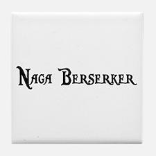 Naga Berserker Tile Coaster