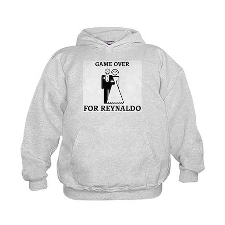 Game over for Reynaldo Kids Hoodie