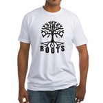 Roots Fitted T-Shirt