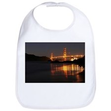 Golden Gate from Barker Beach Bib