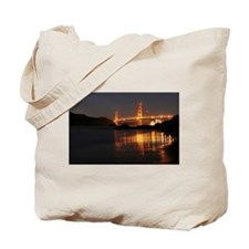 Golden Gate from Barker Beach Tote Bag