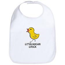 Lithuanian Chick Bib