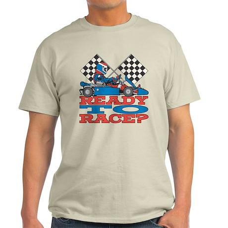 Ready to Race Go Kart Light T-Shirt