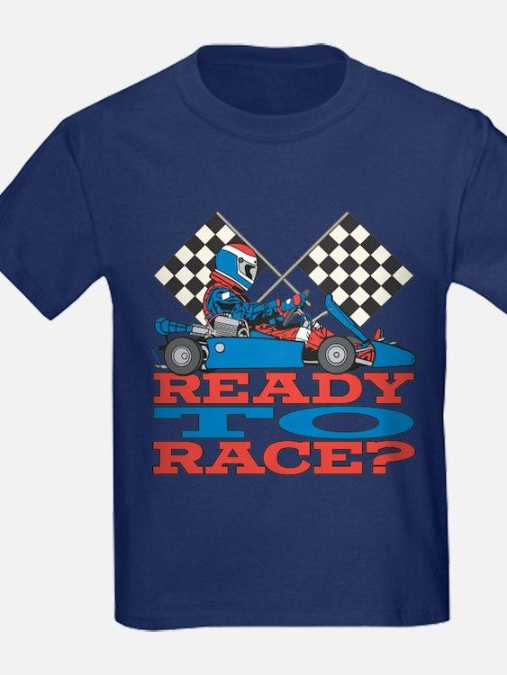 Ready to Race Go Kart T