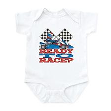 Ready to Race Go Kart Infant Bodysuit