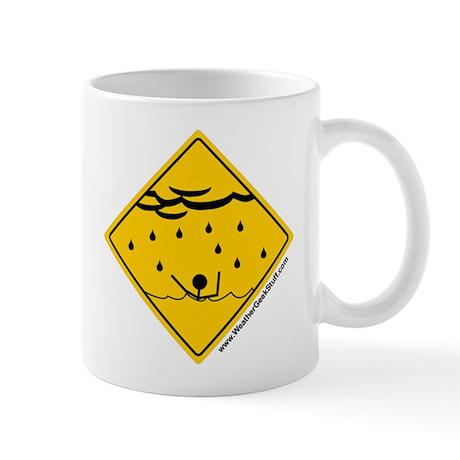 Flood Warning Mug