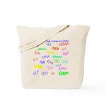GXP Acronym Tote Bag