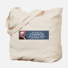 Marx Change Tote Bag