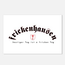 frickenhausen today postcards (Package of 8)