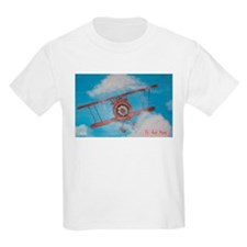 Hand Painted Fly Away Home T-Shirt