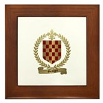 GRANGER Family Crest Framed Tile