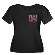 Peace Love Vampires Twilight T
