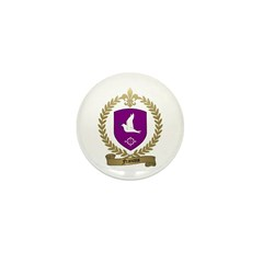 FRANCOIS Family Crest Mini Button (100 pack)