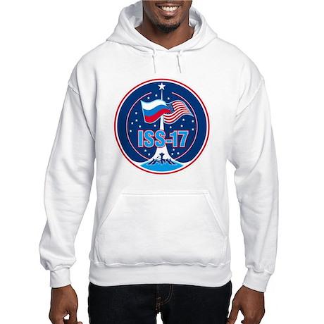 Expedition 17 B Hooded Sweatshirt