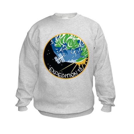 Expedition 19 Kids Sweatshirt