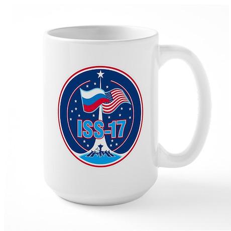 Expedition 17 B Large Mug