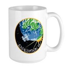 Expedition 19 Mug
