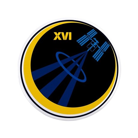 "Expedition 16 3.5"" Button"
