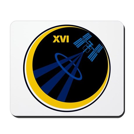 Expedition 16 Mousepad