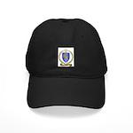 GUAY Family Crest Black Cap