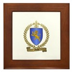 GUAY Family Crest Framed Tile
