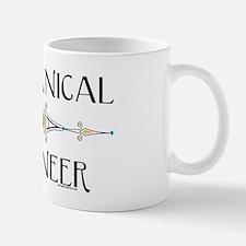 Mechanical Engineer Line Mug