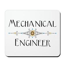 Mechanical Engineer Line Mousepad